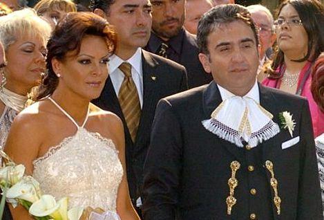 Mara Patricia y Vicente Fernández Jr. se divorcian
