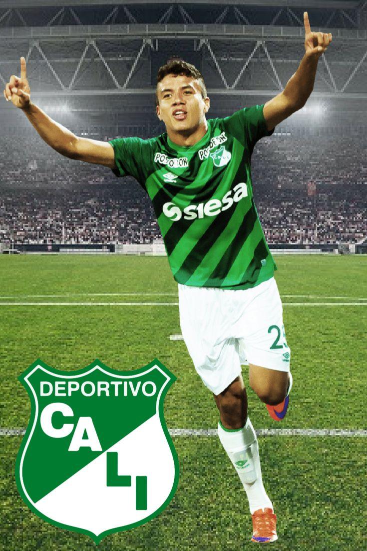 Andres Felipe Roa Volante del Deportivo Cali.