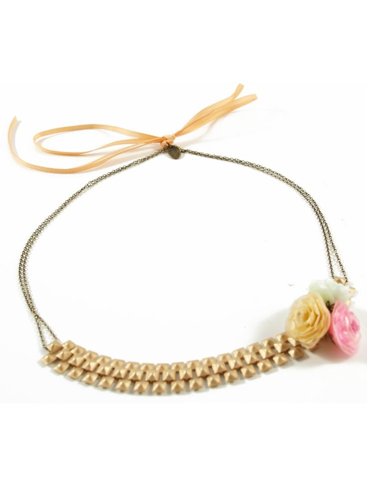 Catherina - Headband 3 roses  L'Atelier des Dames  http://www.eboutique.latelierdesdames.fr