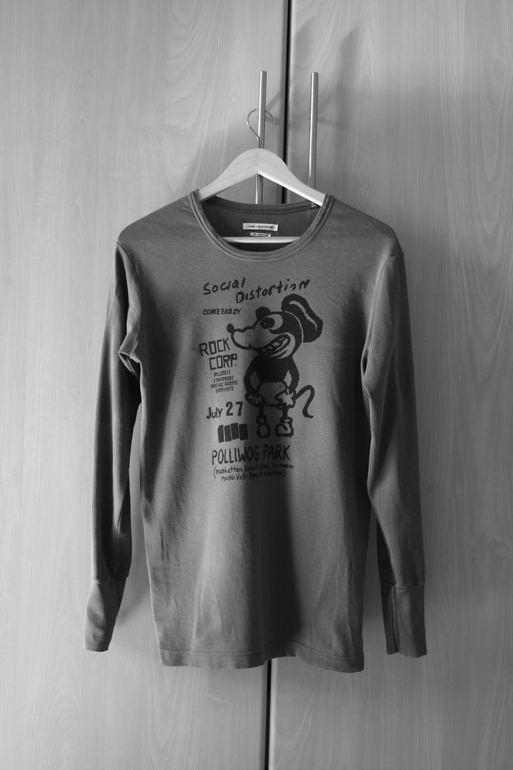 Social Distortion long sleeve T in khaki http://www.farfetch.com/gr/shopping/women/isabel-marant-etoile-social-distortion-printed-t-shirt-item-10835882.aspx