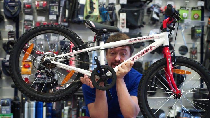 Детский велосипед Author Energy 2016 обзор.