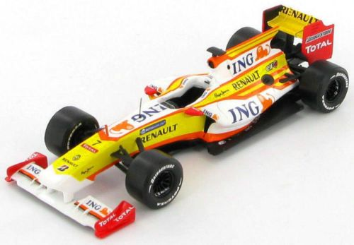 Renault-F1-R29-2009-Test-Car-Alonso-Piquet-1-43