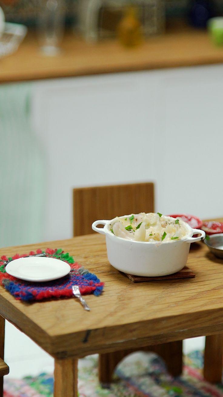 Mini Pasta Gratinada - New Ideas Pokemon Cake Topper, Pokemon Cupcakes, Tiny Cooking, Cooking Toys, Mini Craft, Doll Food, Tiny Food, Mini Kitchen, Miniature Crafts