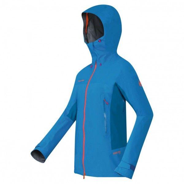 Mammut Mittellegi Pro HS Hooded Jacket Damen | Versandkostenfrei | Bergfreunde.de Reduziert auf 375 Euro