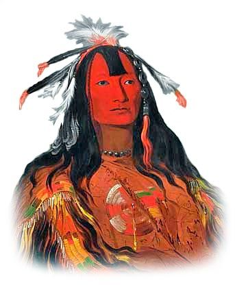 Picture of Nez Perce. Taken from http://www.warpaths2peacepipes.com/