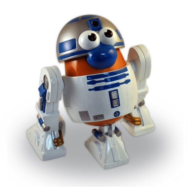 Mr. Potato Head Star Wars R2-D2 Action Figure
