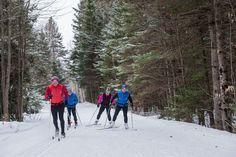 Le paradis du ski de fond est à Saint-Jean-de-Matha