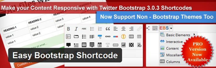 Top 5 Essential Free Bootstrap Plugins