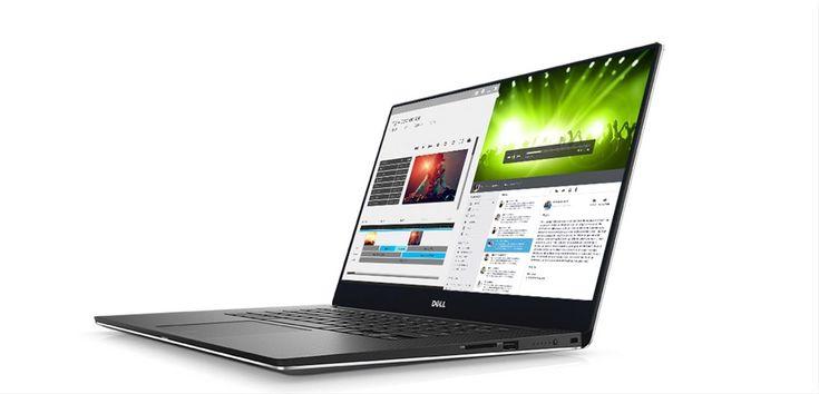 Dell XPS 13 et 15 : processeur Kaby Lake, lecteur d'empreintes digitales en option