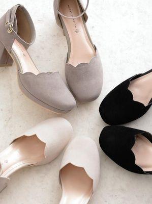 骨格診断ウェーブの靴の選び方