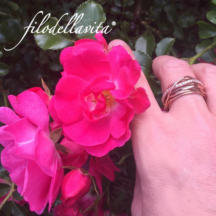 Scegli il tuo preferito e portalo con te:   www.filodellavita.com