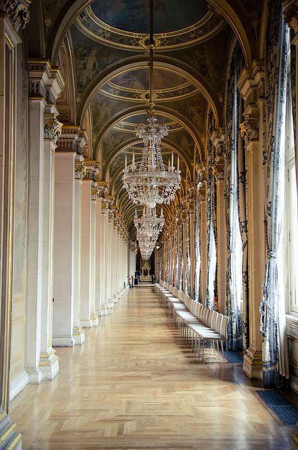 La Galerie Lobau - Hôtel de ville de Paris