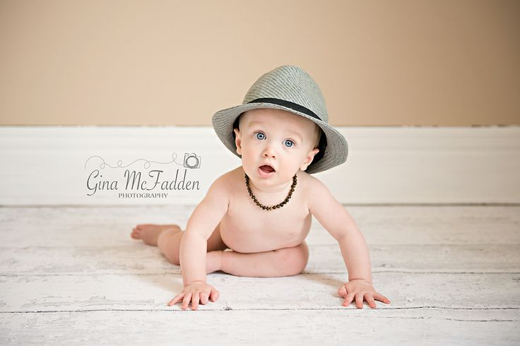 6 month old boy