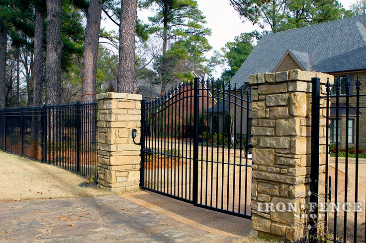 Best images about estate driveway gates on pinterest