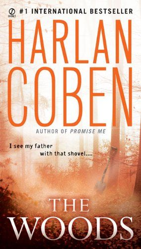 harlan coben books, I always stay hooked until I finish them.
