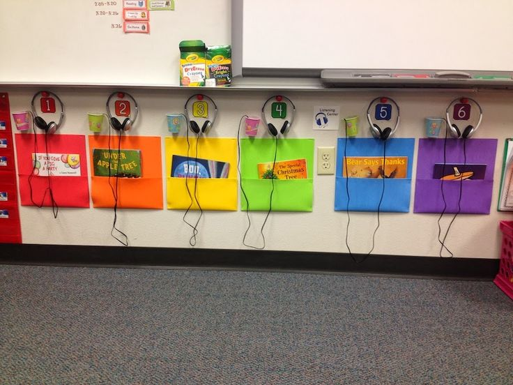 using ipod shuffles for listening center in kindergarten - Google Search