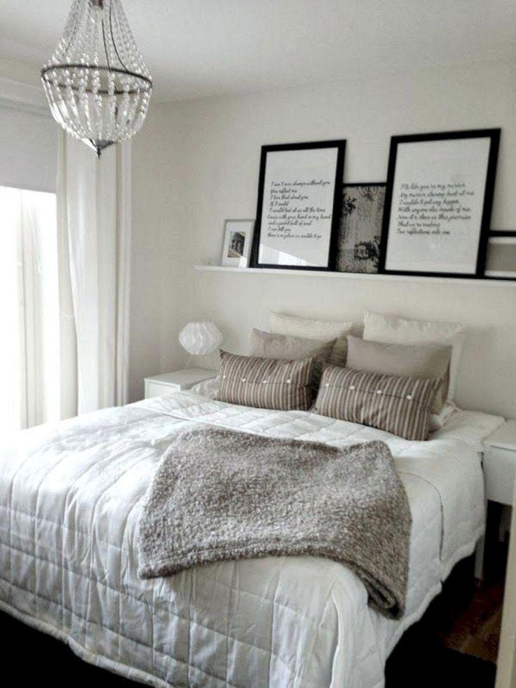 24 Beautiful Minimalist Bedroom Design Ideas For Small ...