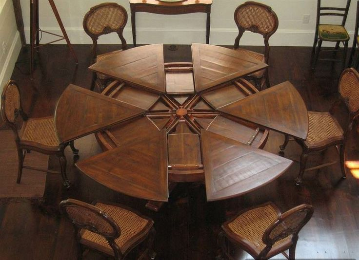 Round Dining Table 2014