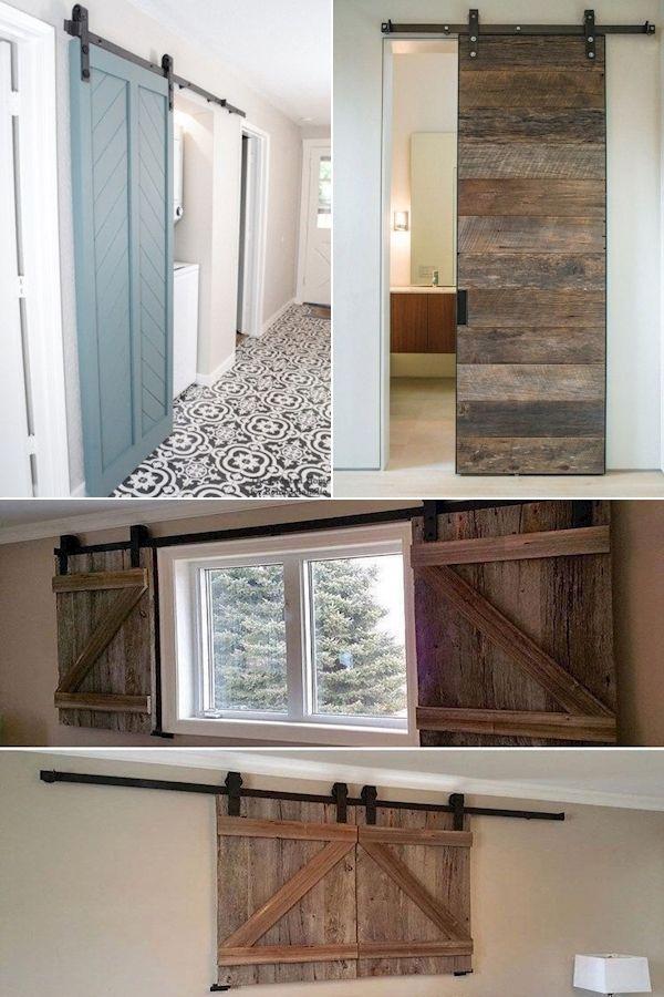 Outdoor Barn Door Hardware Contemporary Barn Doors For Sale Sliding Barn Door In Bedroom In 2020 Home Decor