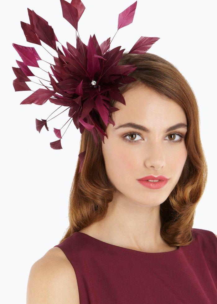 Wedding Hats For Short Hair: 44 Best Fascinators Images On Pinterest