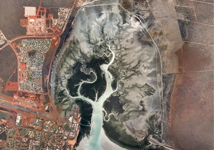 Broome, WA by Nearmap