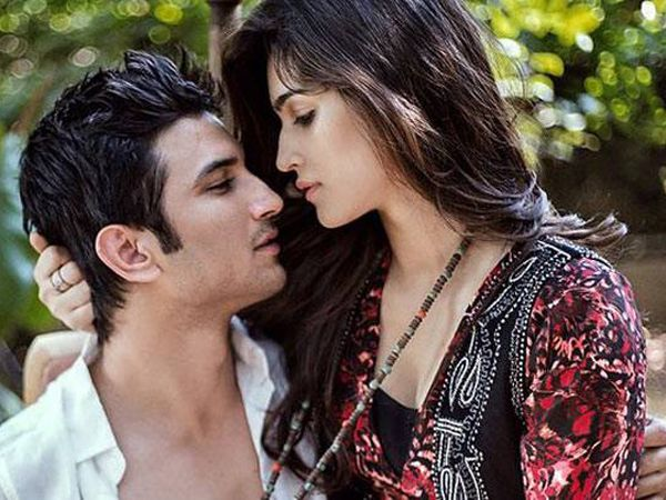 Kriti Sanon clears the air about the alleged kissing video with Sushant Singh Rajput