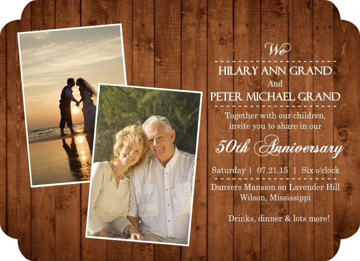 Cheap 50th Wedding Anniversary Invitations: 1000+ Images About Cheap Anniversary Ideas On Pinterest