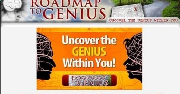 ift.tt/2rBE6IU ==>roadmap to genius review- Improve Intelligence & Iqroadmap to genius review : ift.tt/2s3LA8h Roadmap To Genius Review: Ever wondered whether you could improve your intelligence? To be transformed from being called Stupid Slow to Smart? The solution lies in this Guide. Roadmap To Genius Review Many at times you have been turned down either due to your poor grades or your level of thinking but this will be no more when you get yourself the Roadmap To Genius.roadmap to g...