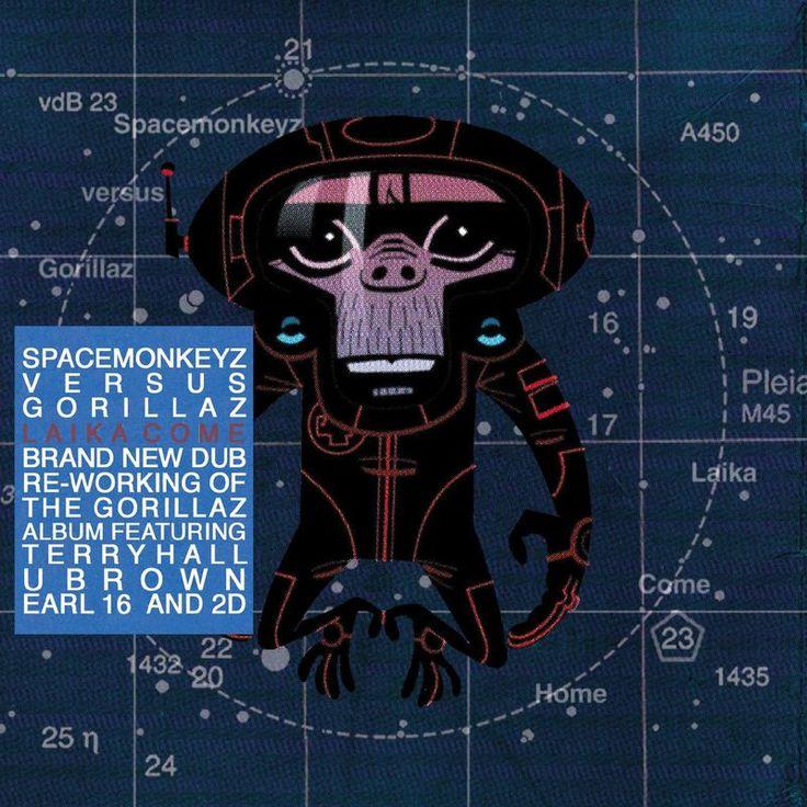 Laika Come Home by Gorillaz