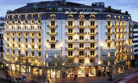 Majestic Hotel & Spa 5* à Barcelone réservation Prestigia Prix à partir de 169.00 Euros