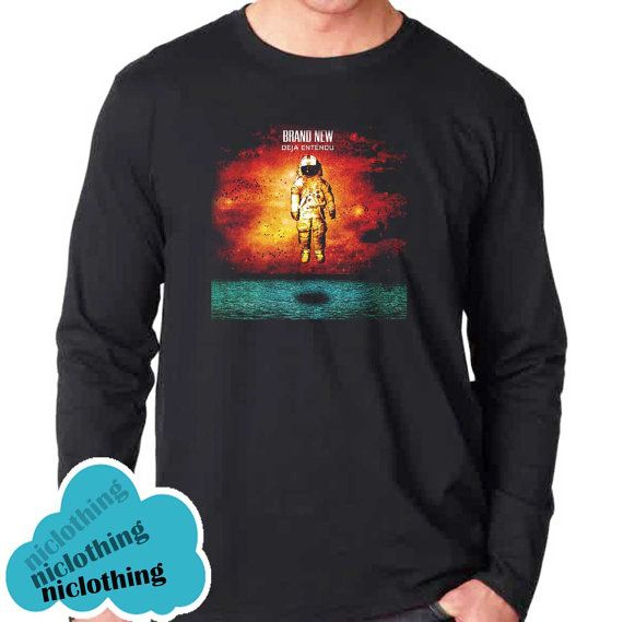 brand new deja entendu shirt br& new astronaut by theniclothing