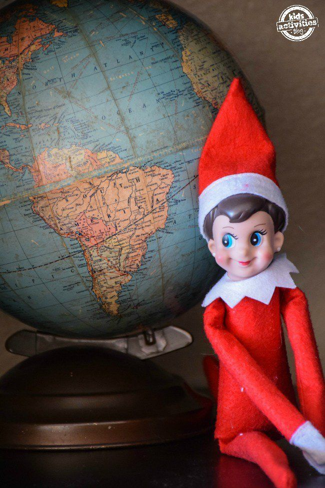 Today we have a huge list of Elf on the Shelf ideas because you may have started to run out of ideas!