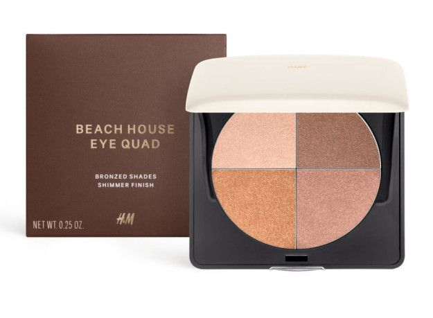 A limited edition eyeshadow quad that will be your go-to summer shades.