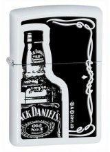 28252 Jack Daniel'S White Matte cheap zippo lighter for sale