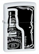 28252 Jack Daniel'S White Matte cheap zippo lighter for sale