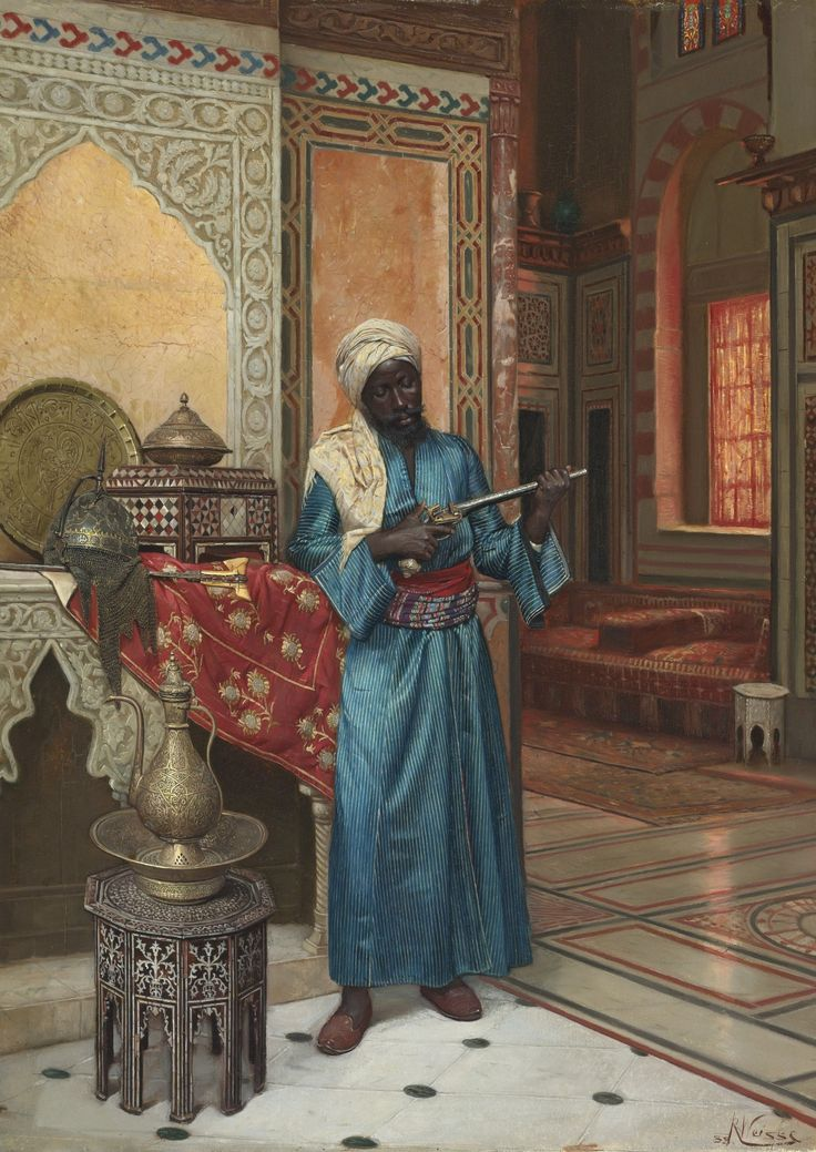 RUDOLF WEISSE BOHEMIAN B. 1859 THE PALACE GUARD Lot | Sotheby's