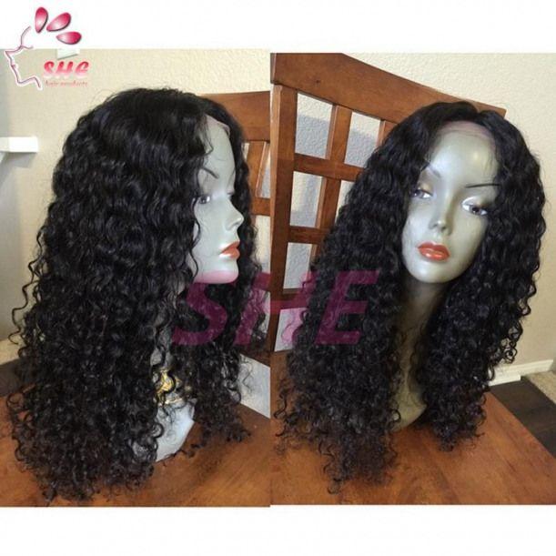 7A Volle Spitze Echthaar Perücken Für Schwarze Frauen Brasilianisches Haar Perücke …