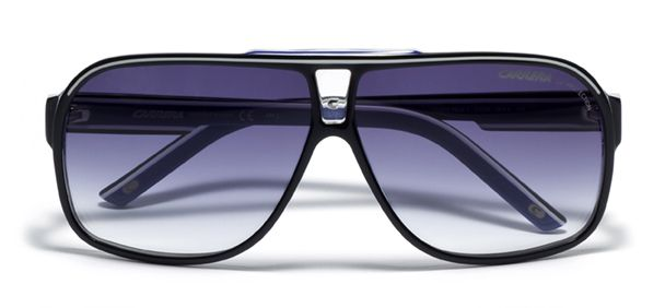 Gafas de sol Carrera 227343 Las gafas de sol de hombre de Carrera 227343 ofrecen máxima protección contra los rayos UV. Pruébatelas en tu óptica #masvision más cercana #gafasdesol #sunglasses