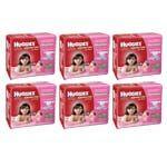Leve 6 Pague 5 Fralda T. da Mônica Supreme Care Soft Touch Tamanho XXG c/ 26 unidades Meninas Mega - Huggies  » R$ 179,50⁽¹⁾  » ou R$ 168,73 à vista Em até 10x de R$ 17,95 no cartão s/ juros