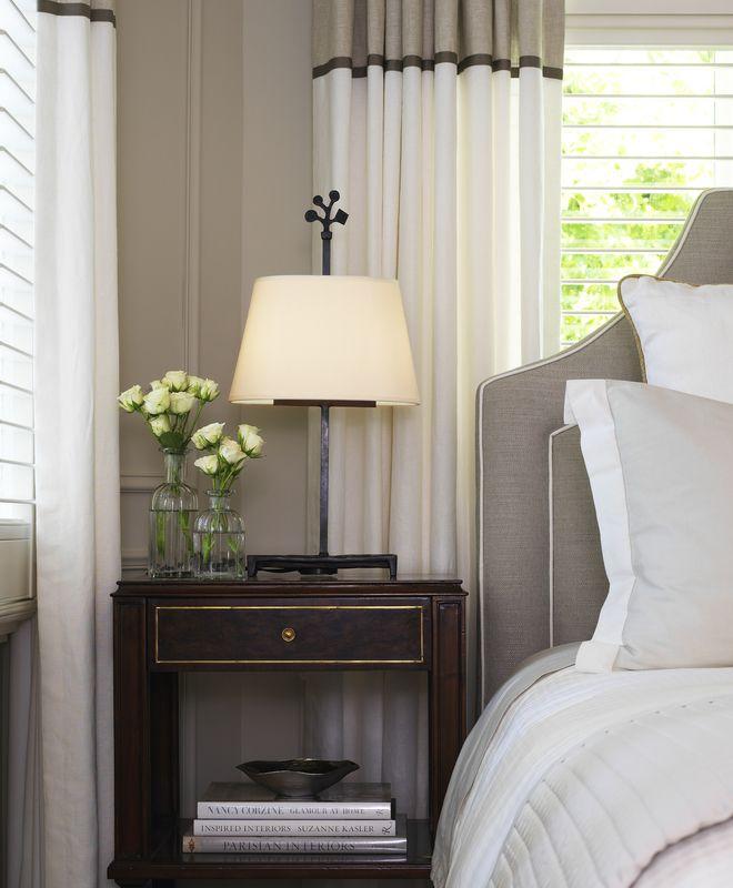 Laura stein interiors portafoglio interni camera da letto di transizione