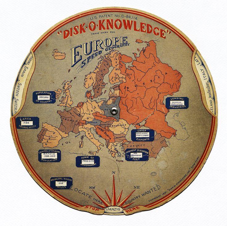 disk o knowledge 1931 Europe Speedon tourne 146 best
