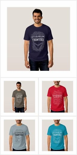 Ethereum T-shirts for Men