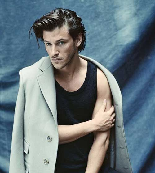 Nice Trend Side Parted Medium Hair 2015 Check more at http://mensfadehaircut.com/trend-side-parted-medium-hair-2015/