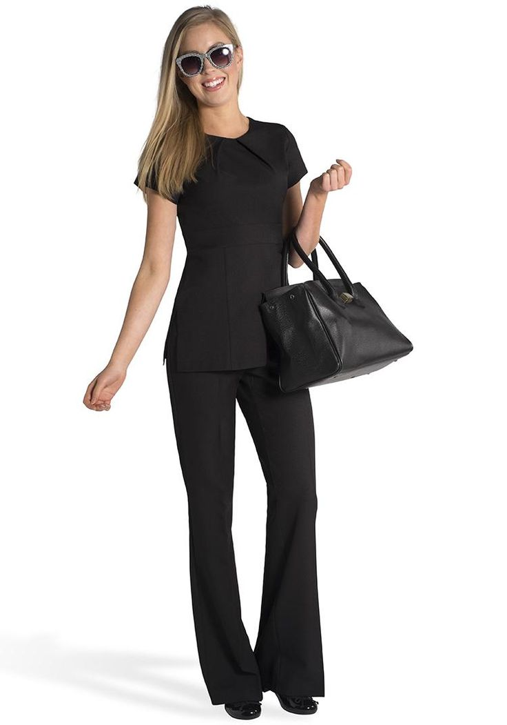 Florence Roby   Beauty Uniforms, Beauty Tunics, Salon Wear, Salon Uniform, Spa Uniforms, Spa Wear