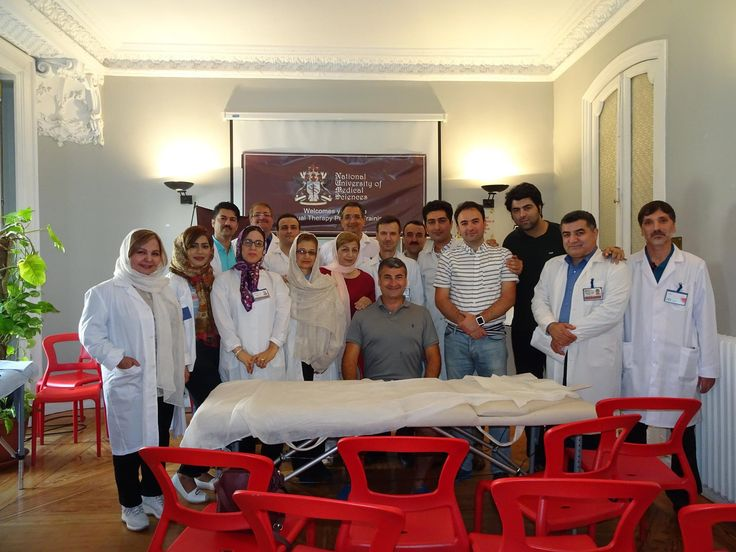 Have a look at this image where you will see the Iranian Doctor of Physical Therapy program students with the founder of NUMSS, Dr. Shahin Pourgol. If you are interedted to opt for osteopathy courses, visit http://www.numss.com/Academic%20Program.html #osteopathy #osteopathicschool #osteopathyschool #numss #osteopathicuniversityNUMSS
