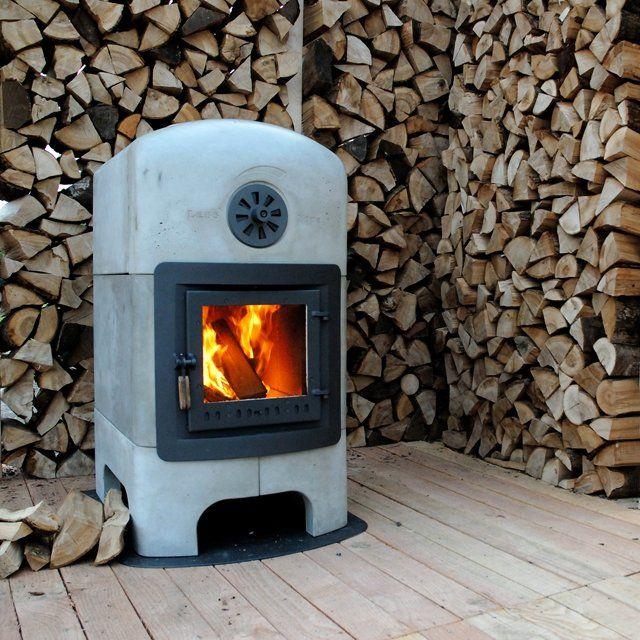Fancy - StoneStove Wood-Burning Stove