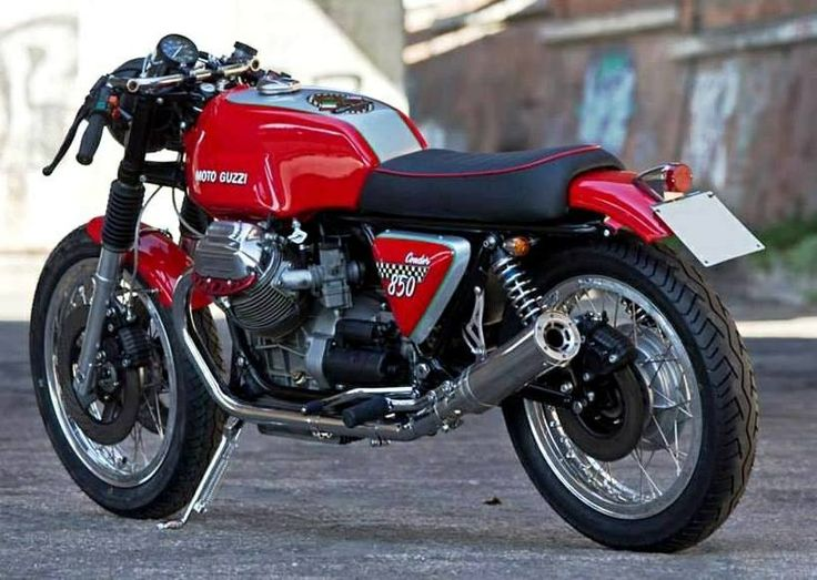 532 Best Moto Guzzi Images On Pinterest Car Minimalist Style