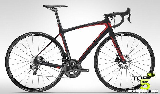 TOP 5 BICICLETAS DE CARRETERA: DEVINCI LEO SL ULTEGRA DI2 DISC, una bici de ultra...