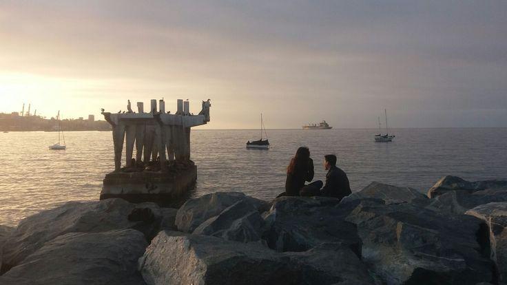 Muelle Barón - Valparaíso