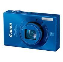 Canon ELPH 520 HS 10.1MP Digital Camera - Blue